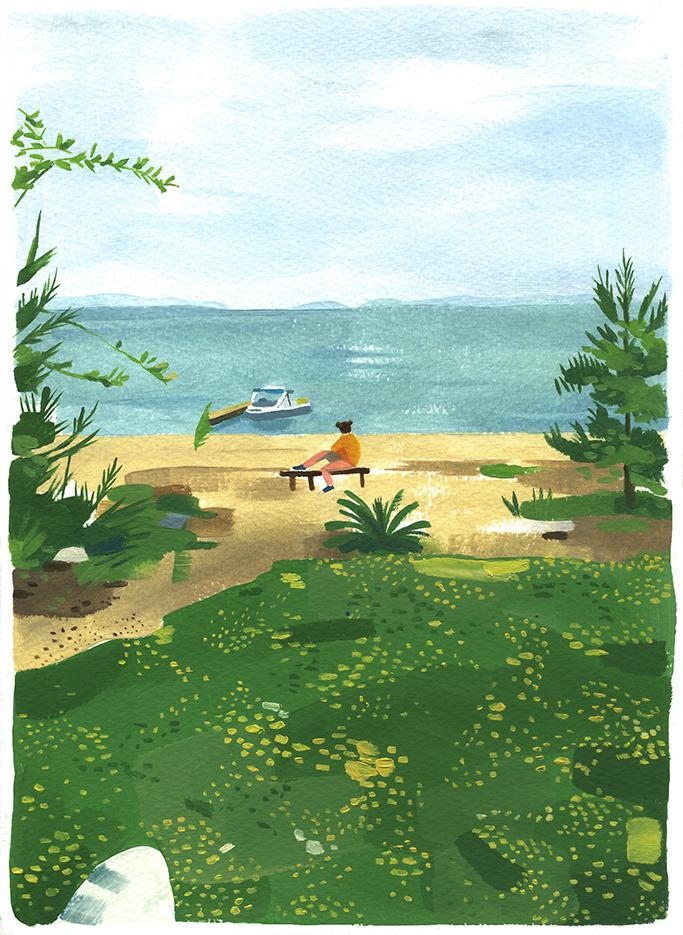 Grace-Helmer-Personal-work-Lake-Biwa-Charlotte