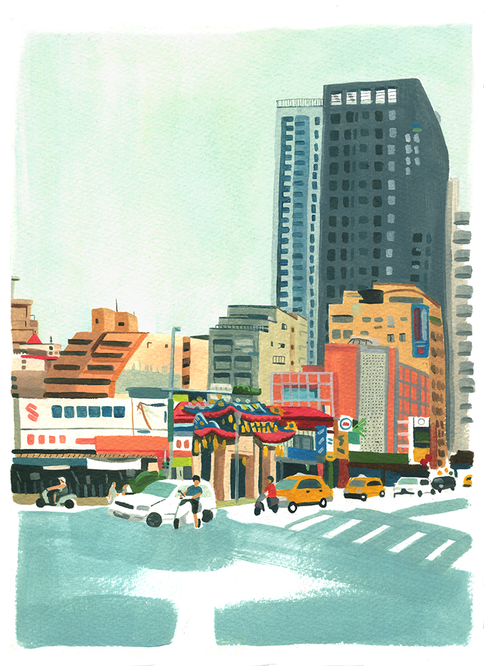 Grace-Helmer-Personal-work-Taipei