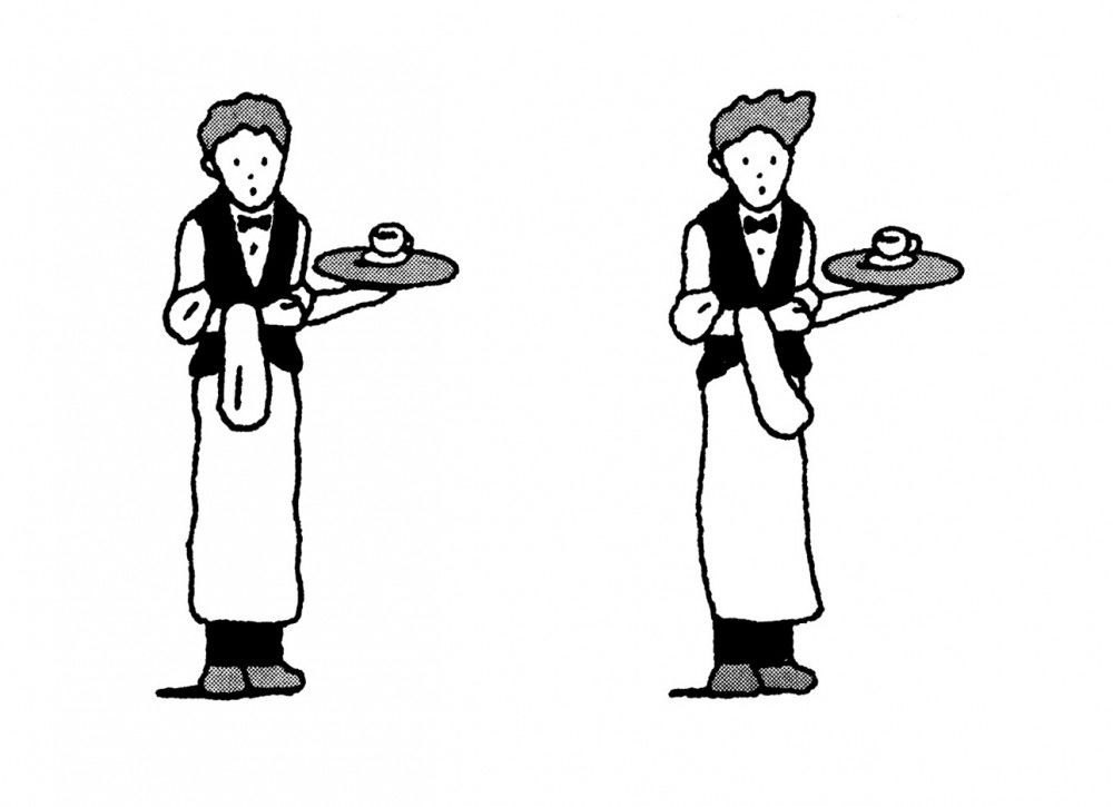 Alain-Pilon-Personal-work-Waiters