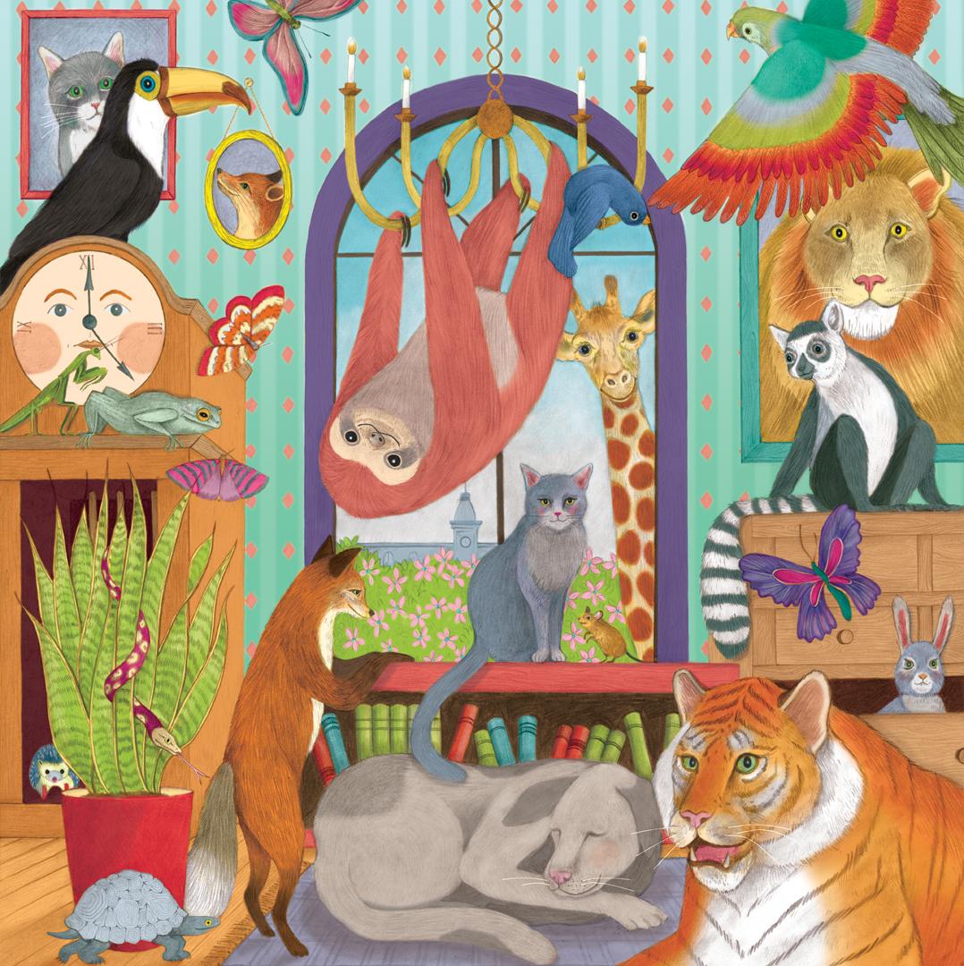Allira_Eeboo_Wildlife-Interior-Puzzle