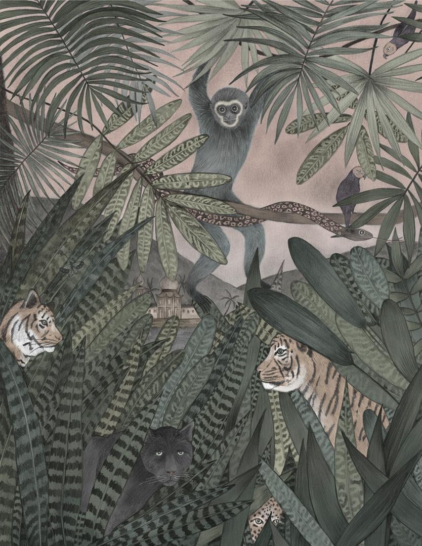 Allira_LAffiche-Moderne_Jungle_1