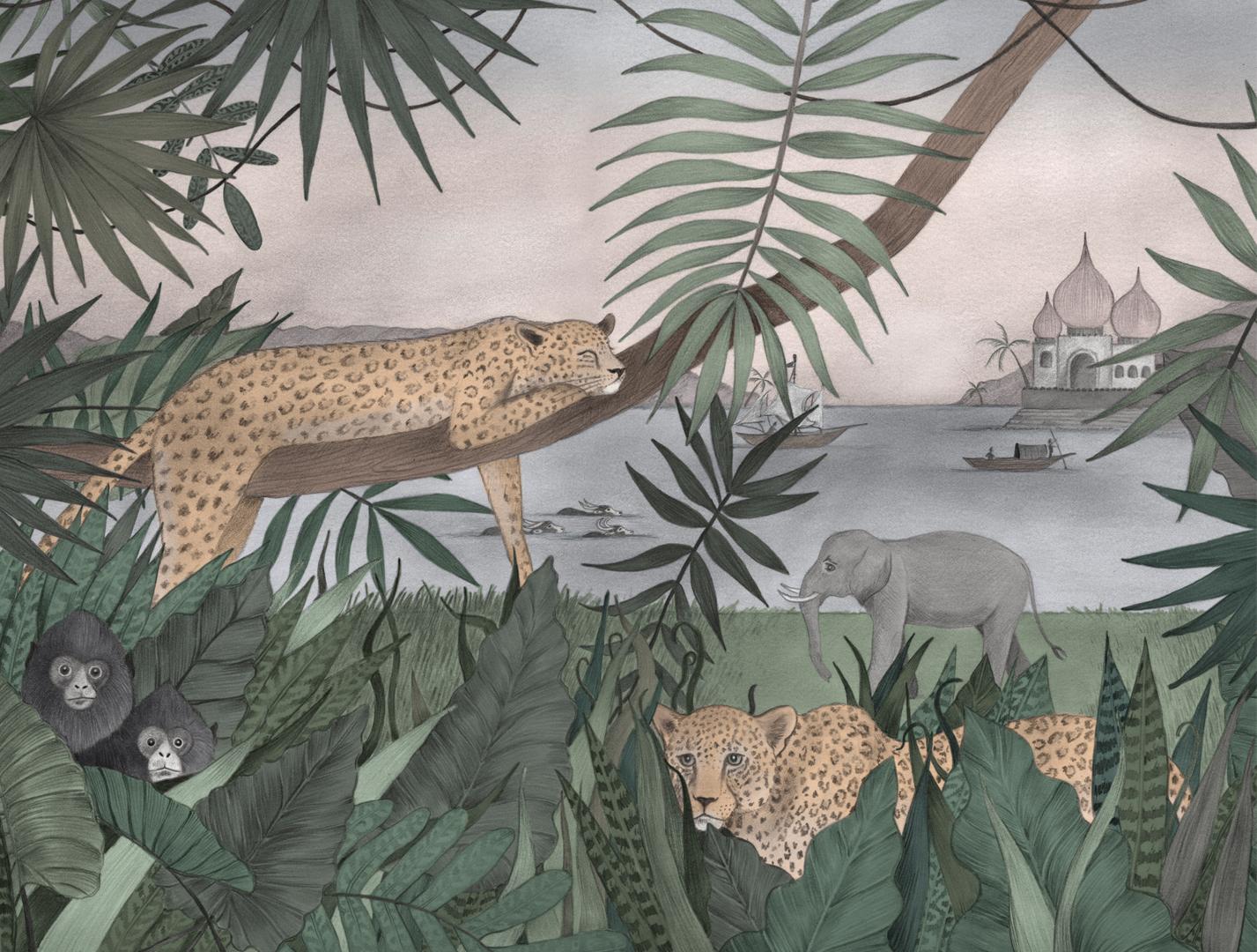 Allira_LAffiche-Moderne_Jungle_2
