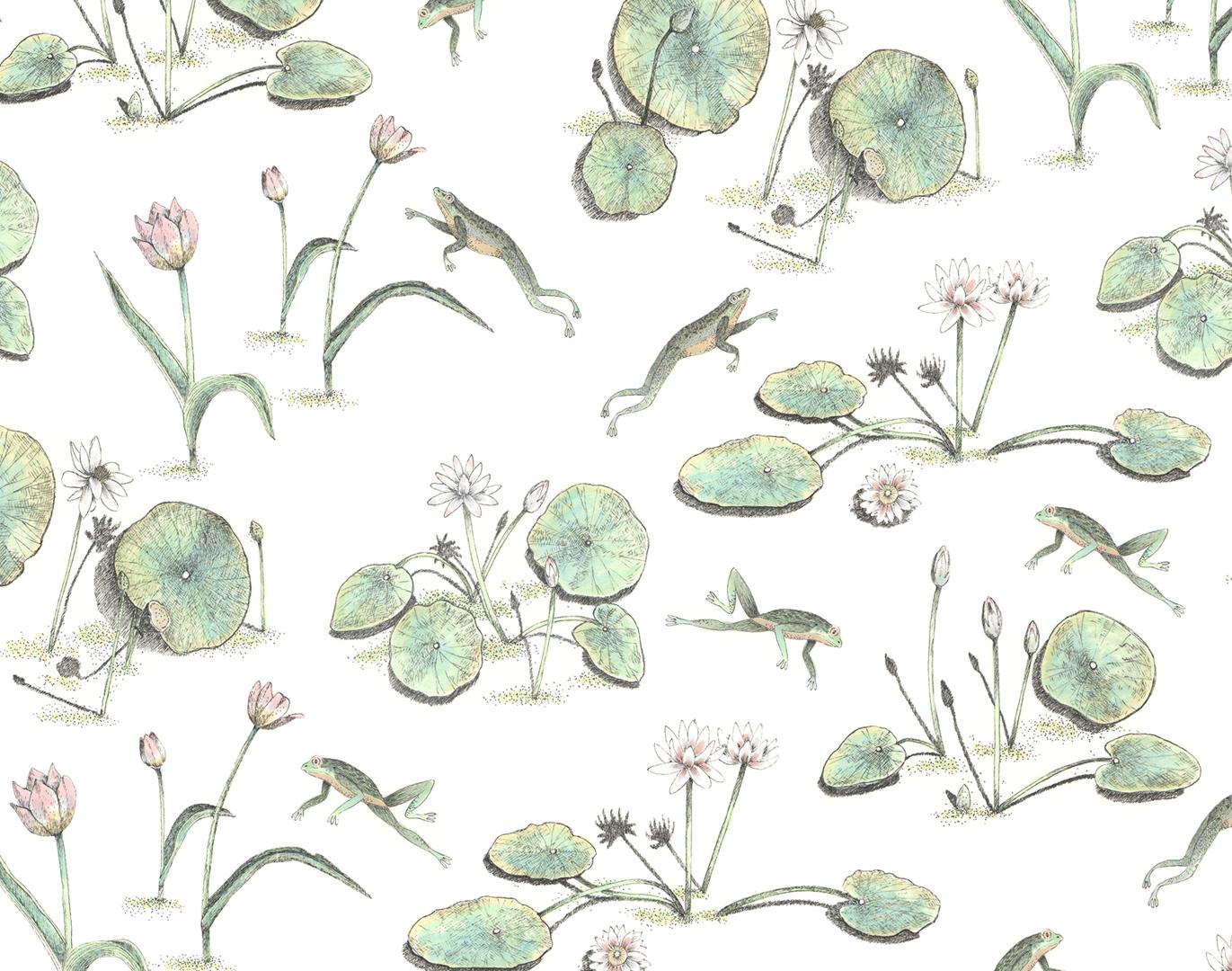 Allira_Lilypads-and-Frogs