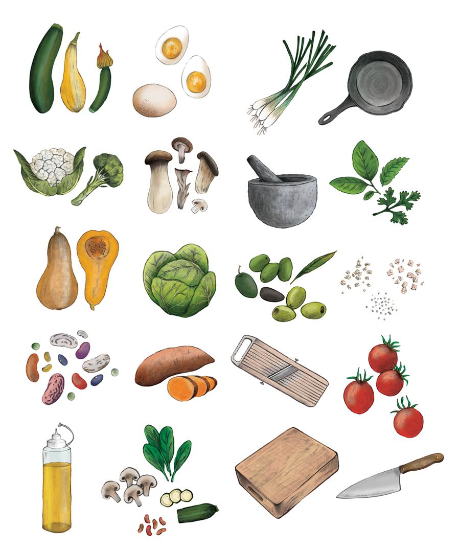 Allira_Start-Simple-Cookbook_Spot-illustrations