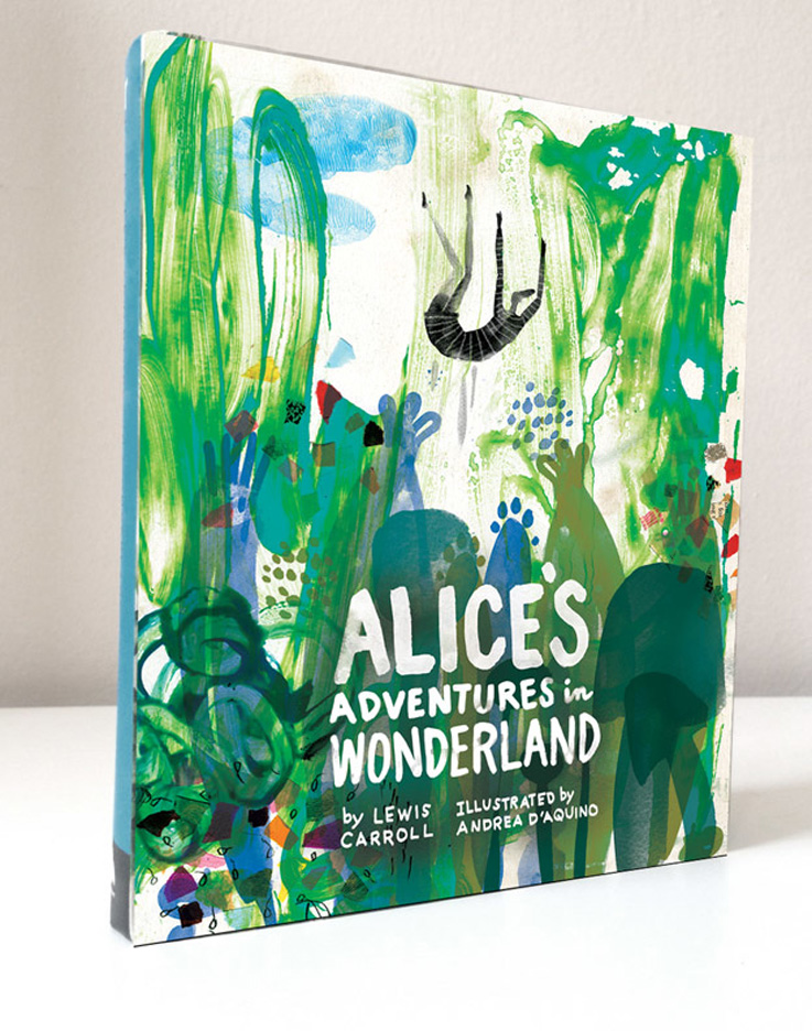 Andrea-dAquino-Cover-for-the-childrens-book-Alices-Adventures-in-Wonderland