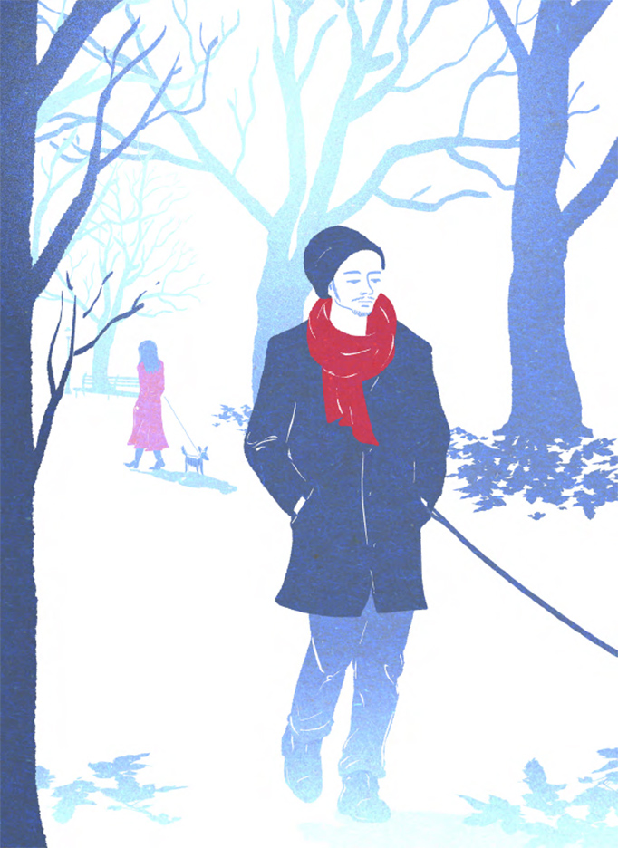 Birgit-Schössow-Personal-work-Winter-in-the-park