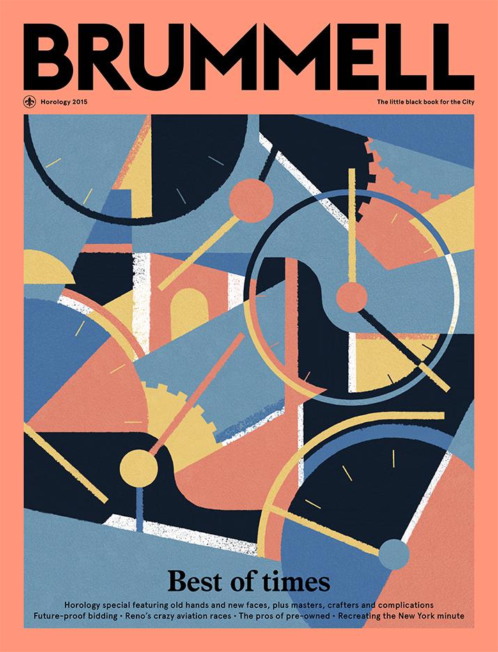 Daniel-Clarke-Cover-of-Brummel-Best-of-Times