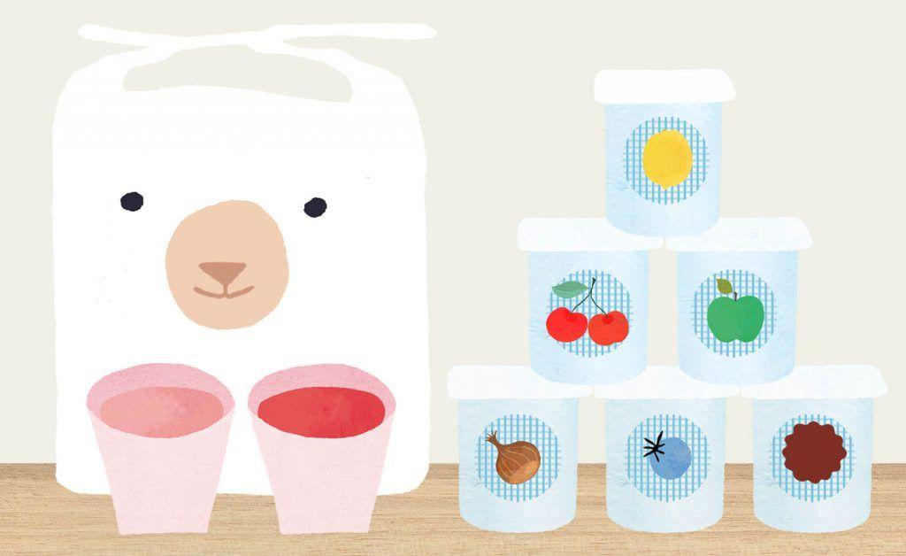 Djeco-Yogurt