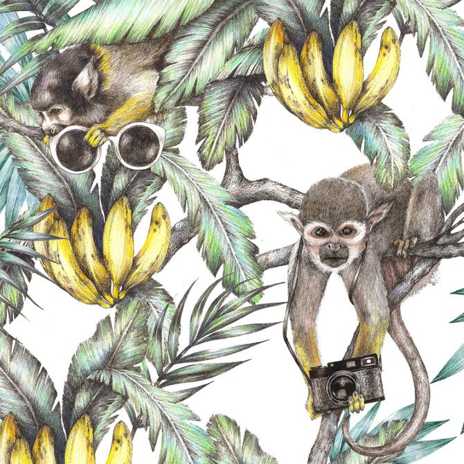 Frédérique-Vernillet-Ikea-Monkeys