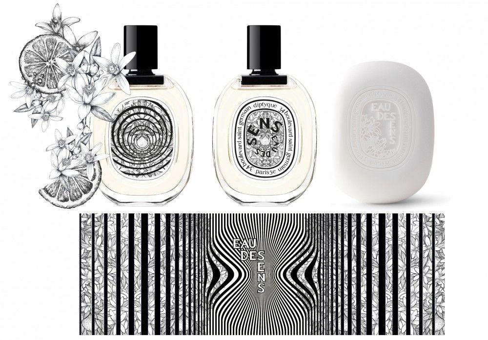 Frédérique-Vernillet-Packaging-design-for-Diptyque-perfume-Leau-des-Sens
