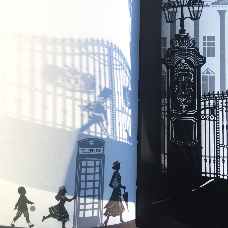 Hélène-Druvert-Art-paper-inside-illustration-from-the-children-book-Mary-Poppins-Up-Up-and-Away.-Thames-Hudson-1