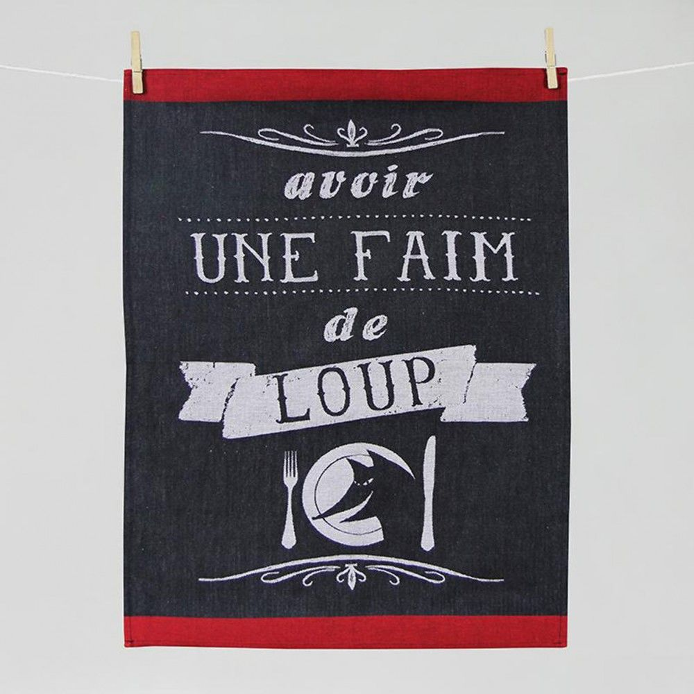Hélène-Druvert-Kitchen-towel-design-for-French-traditional-weaver-Tissus-Moutet-Faim-de-loup-1