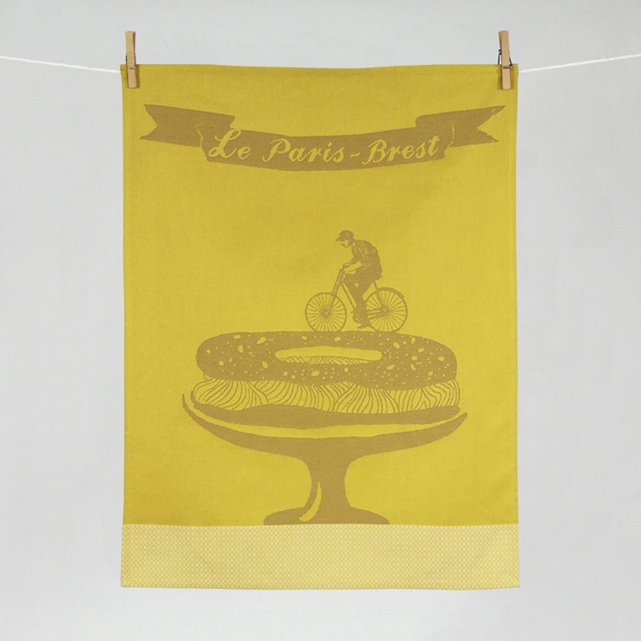 Hélène-Druvert-Kitchen-towel-design-for-French-traditional-weaver-Tissus-Moutet-Paris-Brest