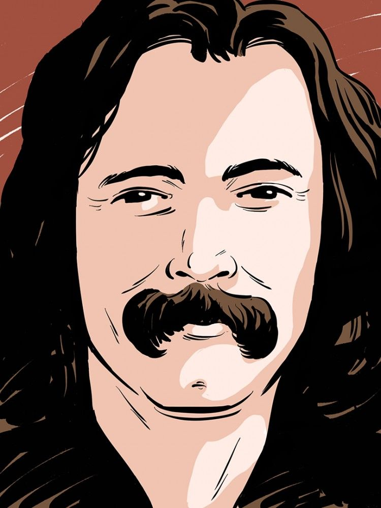 Jack-Richardson-Portrait-of-David-Crosby