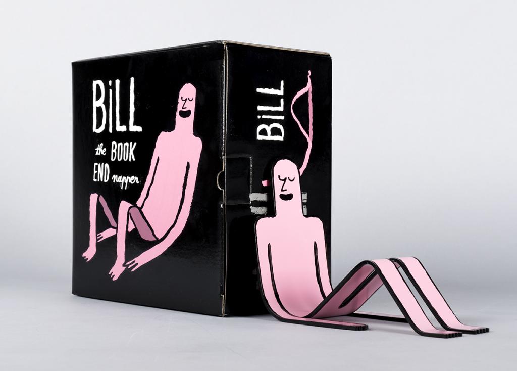 Jean-Jullien-Bill-the-Bookend-Napper
