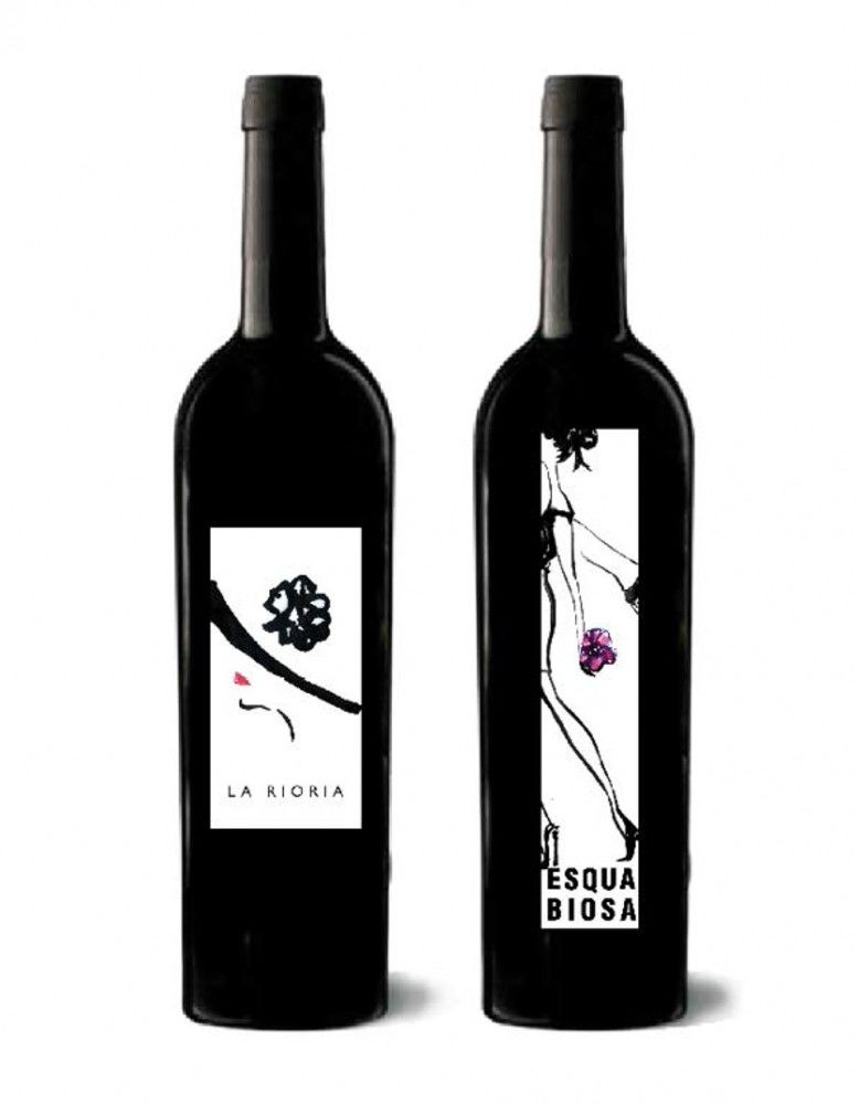 Julia-Perrin-Illustration-for-wine-labels