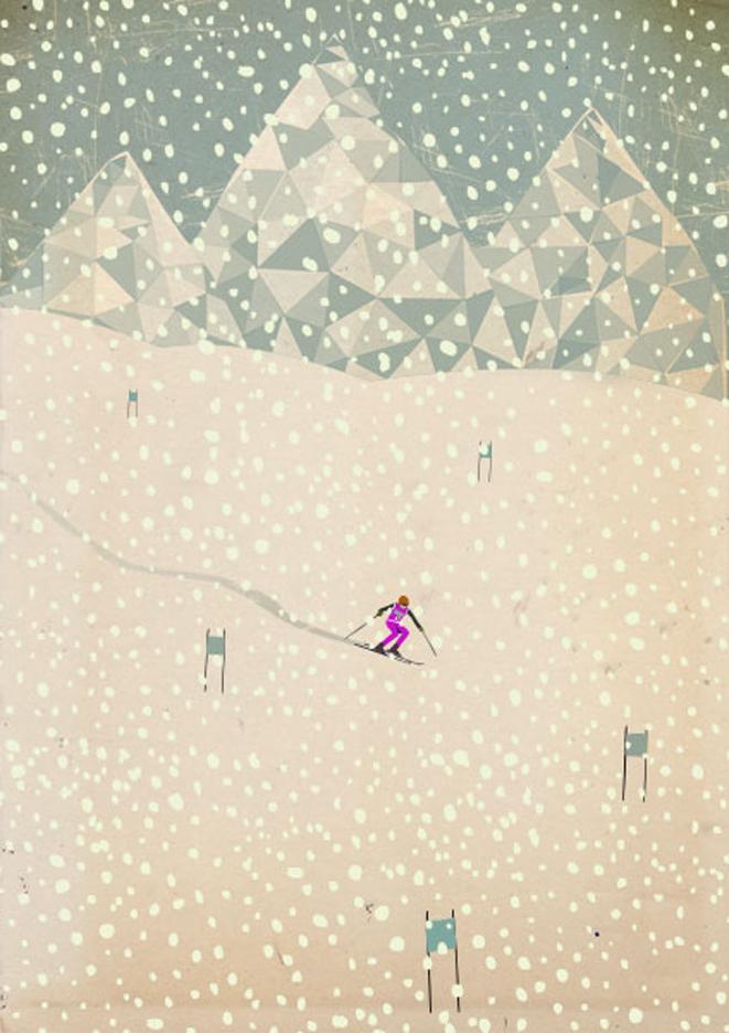 Lehel-Kovacs-Personal-work-Slalom-skiing