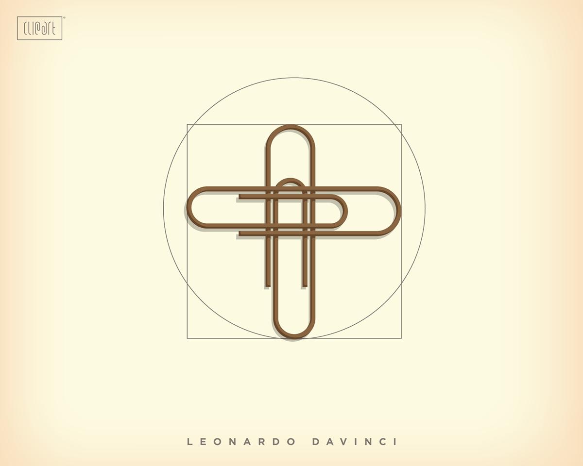 Mauco-Clipart-project-Leonardo-Da-Vinci