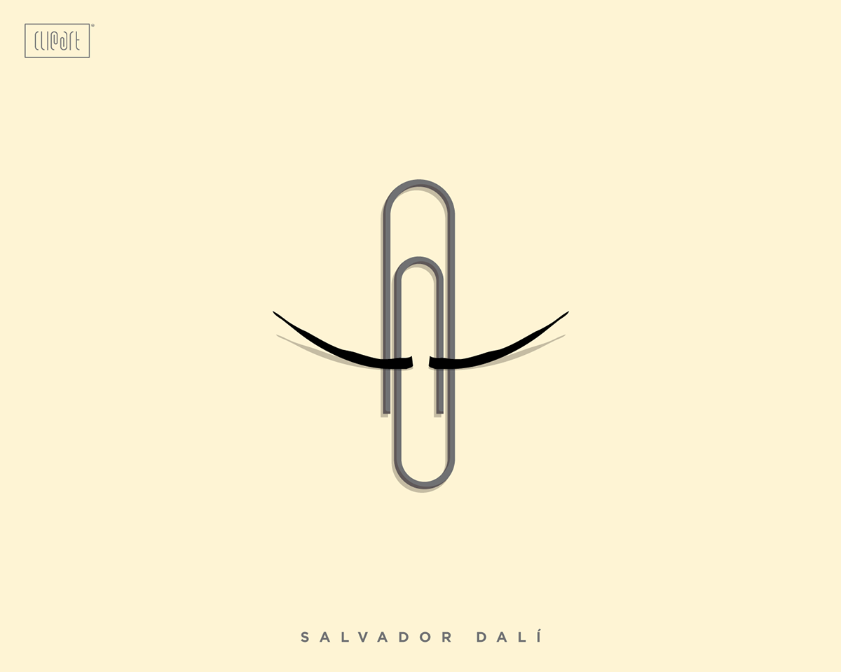 Mauco-Clipart-project-Salvador-Dalí