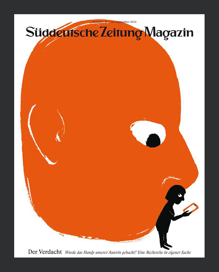 Süddeutsche-Zeitung-Magazin-cover-Is-my-phone-hacked