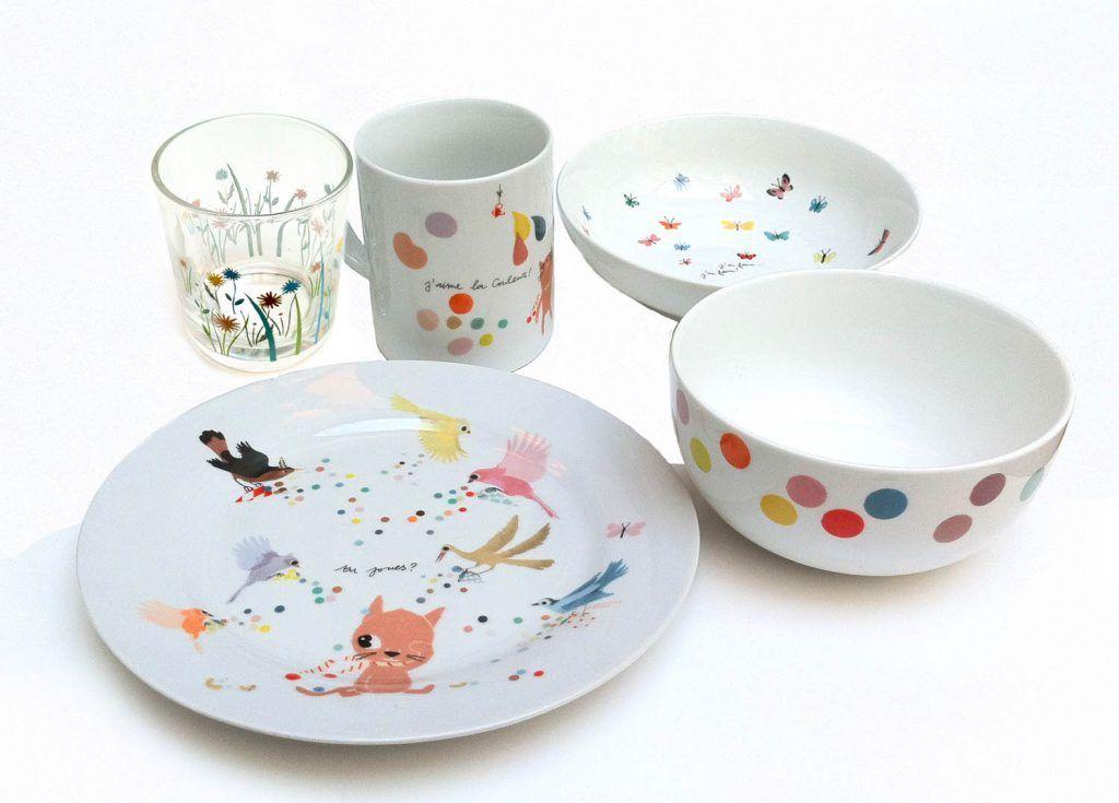 Tinou-Le-Joly-Sénoville-Djeco-bowls-plates