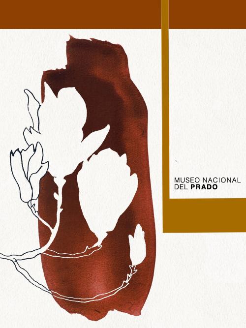 Tinou-Le-Joly-Sénoville-Museum-del-Prado-brown-flower
