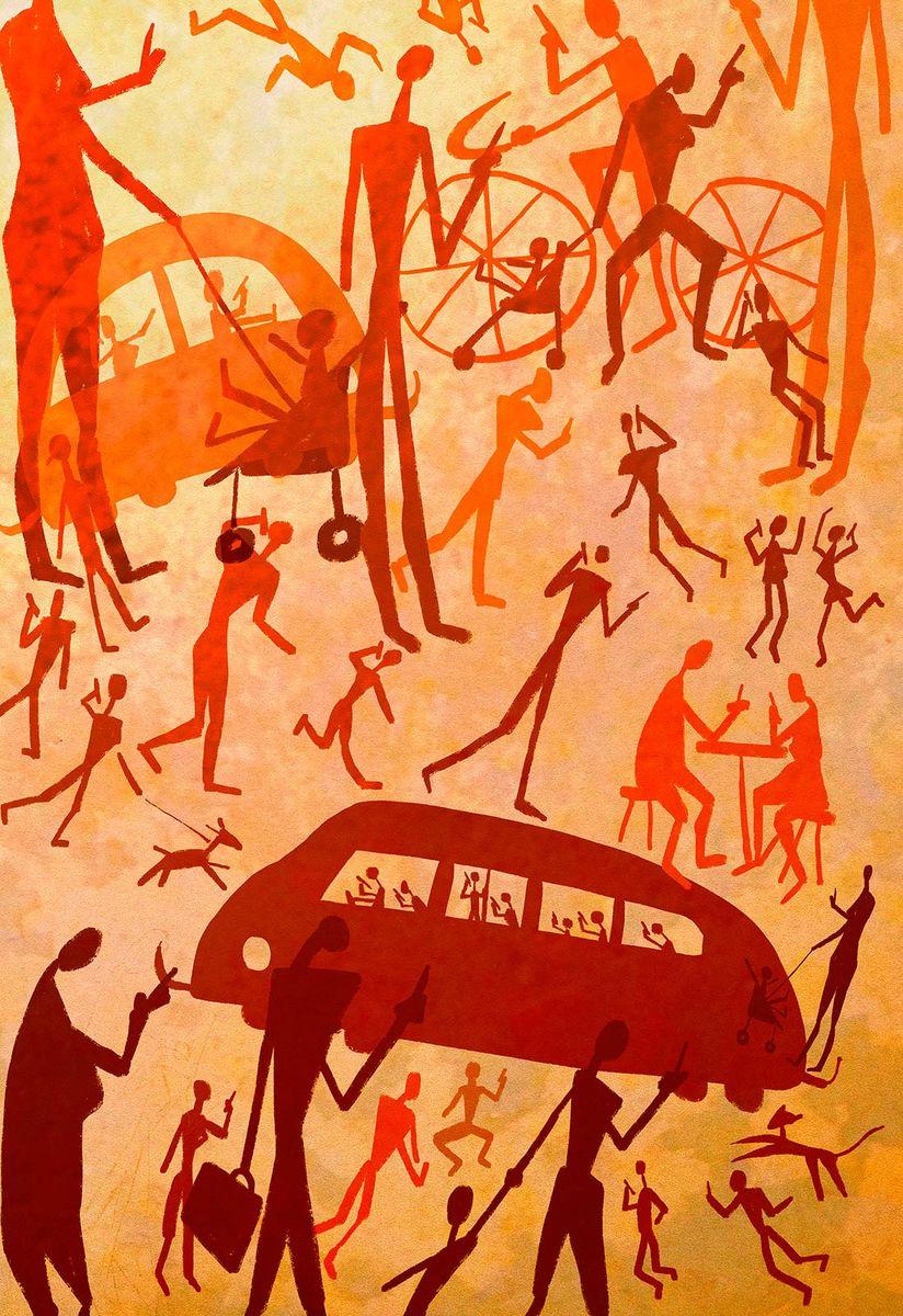 garance-birgit-schoessow-cavemen