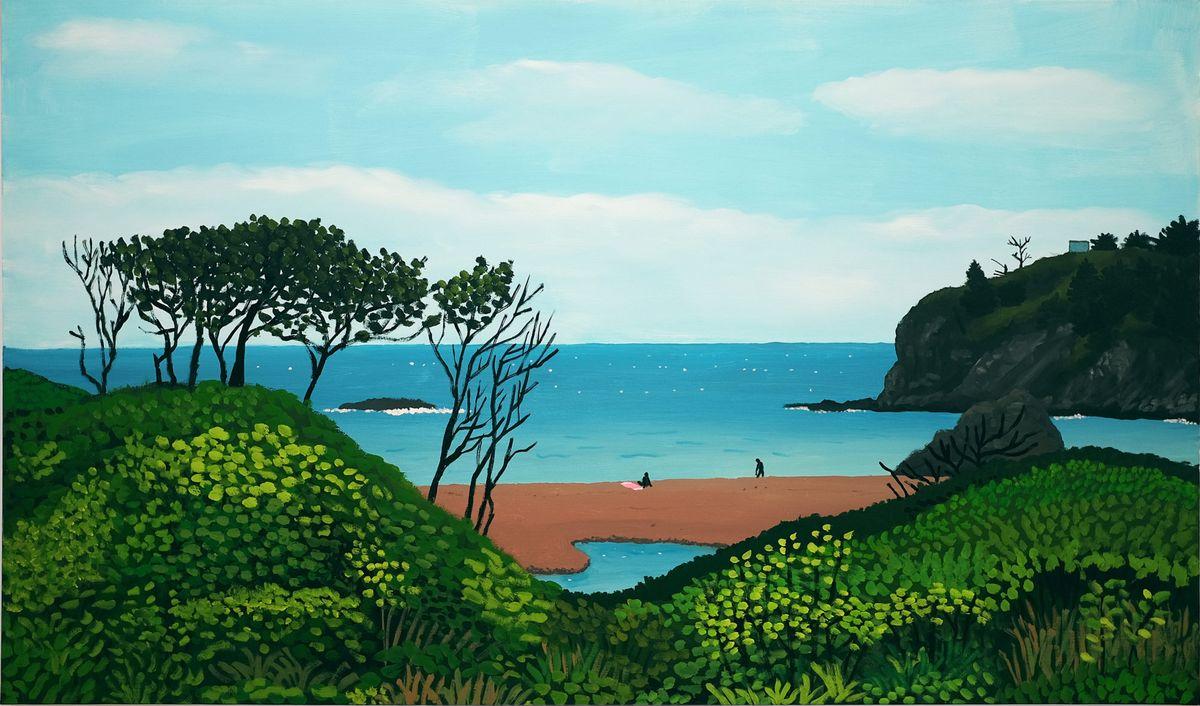 garance-jean-jullien-Alice-Gallery-Landscape
