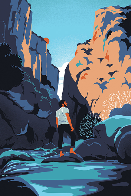 illustration-for-lOccitane-en-Provence-men-product-packaging