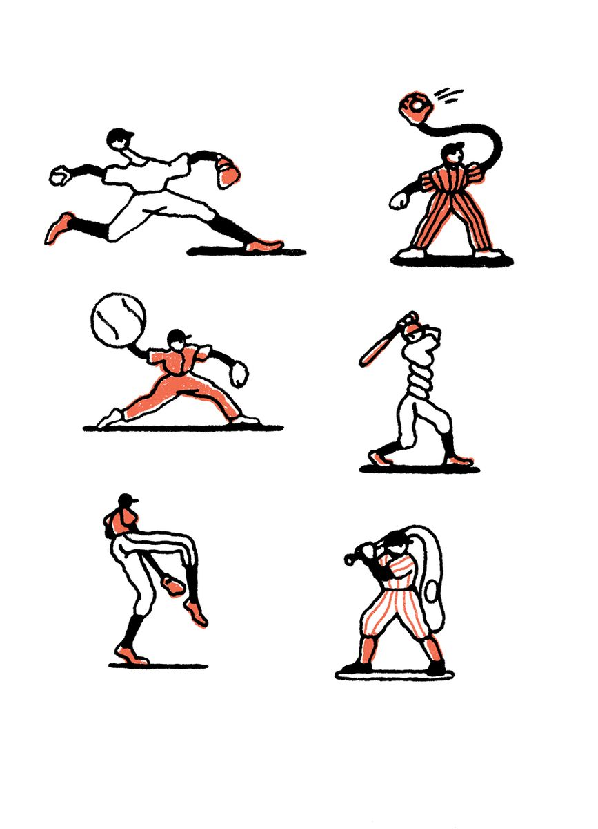 Garance-Alain-pilon-spots-for-the-NYker_baseball
