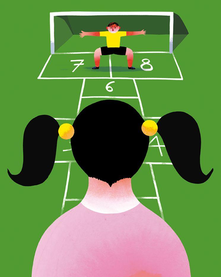 Garance-Eric-Giriat-les-cahier-du-football-room-for-girls