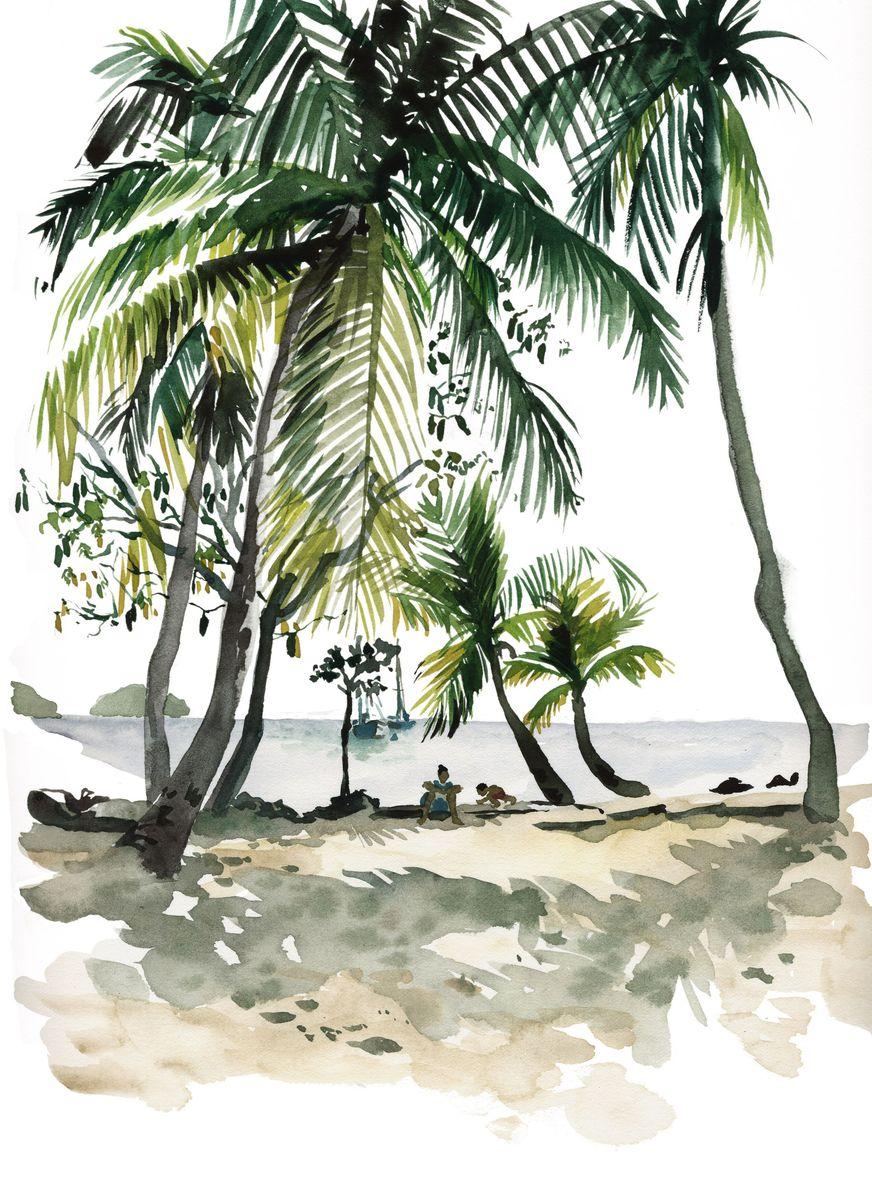 Garance-Marielle-Durand-carnet-La-Martinique2-