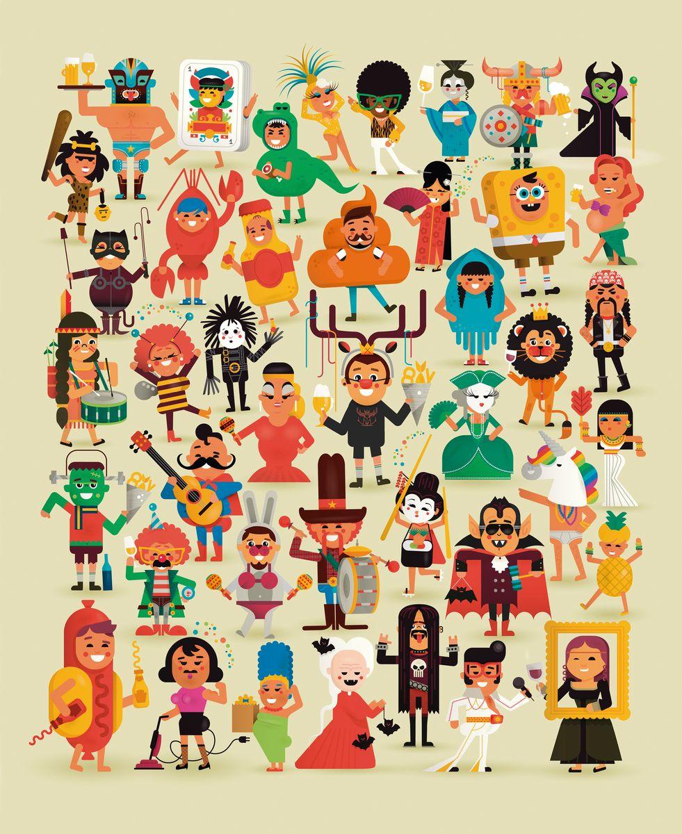 Garance-Rebombo-Studio-09-carnival-characters-personal-project