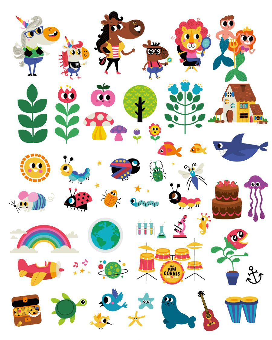 Garance-Rebombo-Studio-10-Minicornio-Illustrations-for-childrens-video