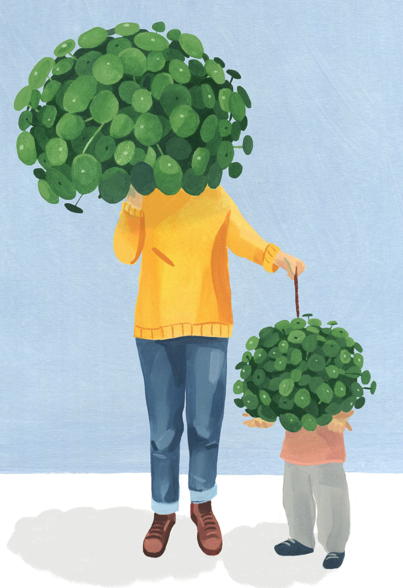Garance-Illustration-Grace-Helmer-Plantfulness-Pilea
