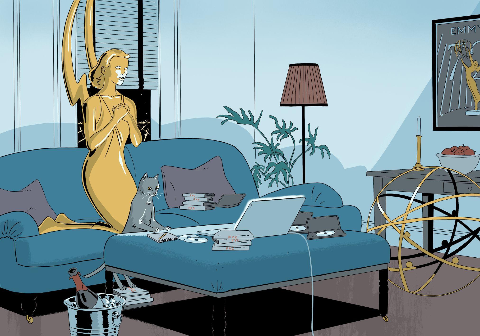 Garance-Illustration-Jack-Richardson-Emmy-Quarantine