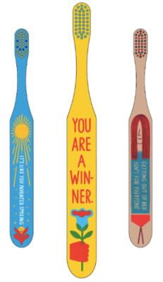 Garance-Illustration-Laurent-Moreau-Blue-Q-3-Toothbrushes