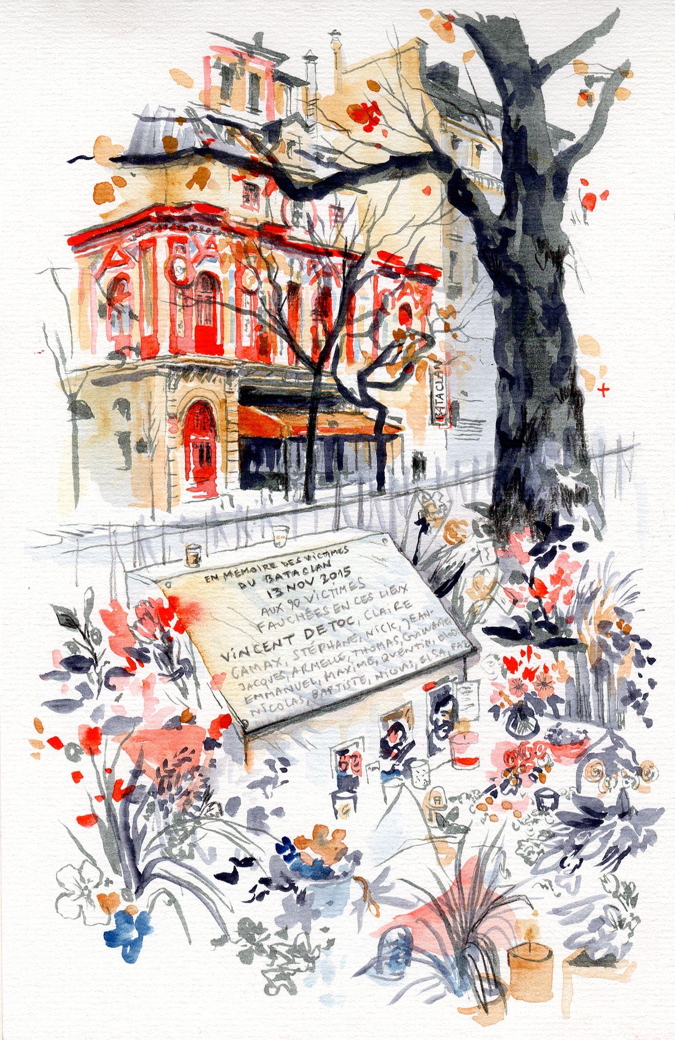 garance-illustration-Marielle-Durand-Bataclan
