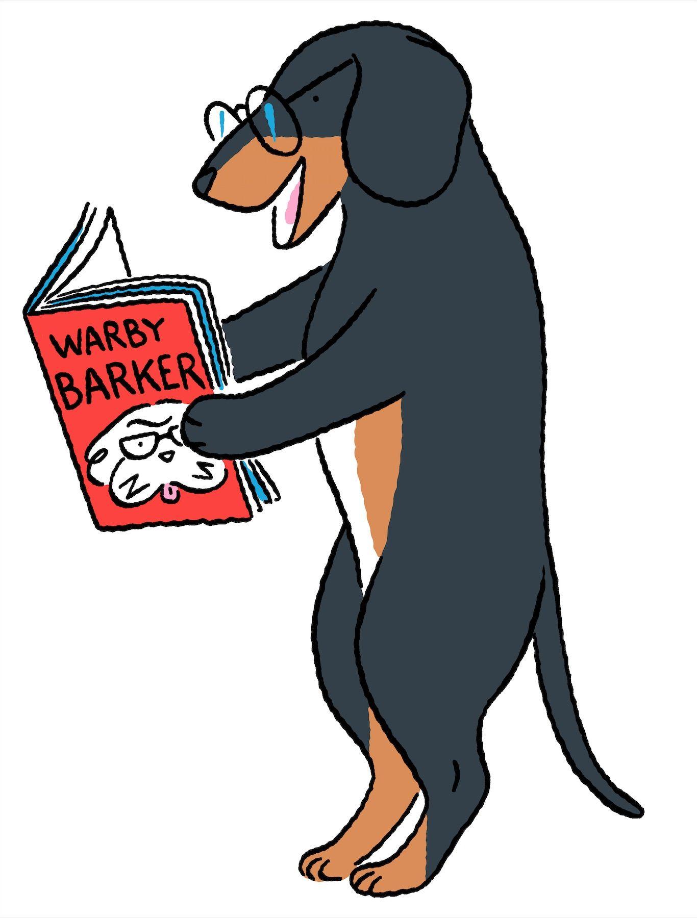 garance-illustration-Gwendal-Warby-Parker-dog_web