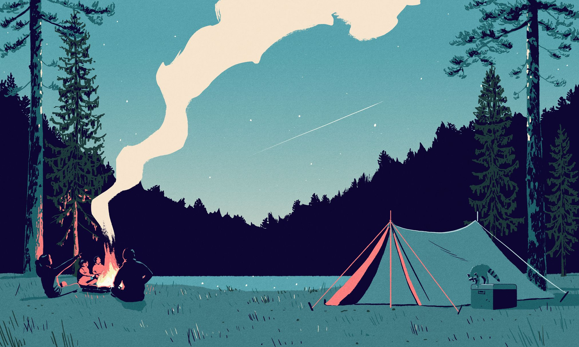 garance-illustration-jack-richardson-The-Boston-Globe-Camping
