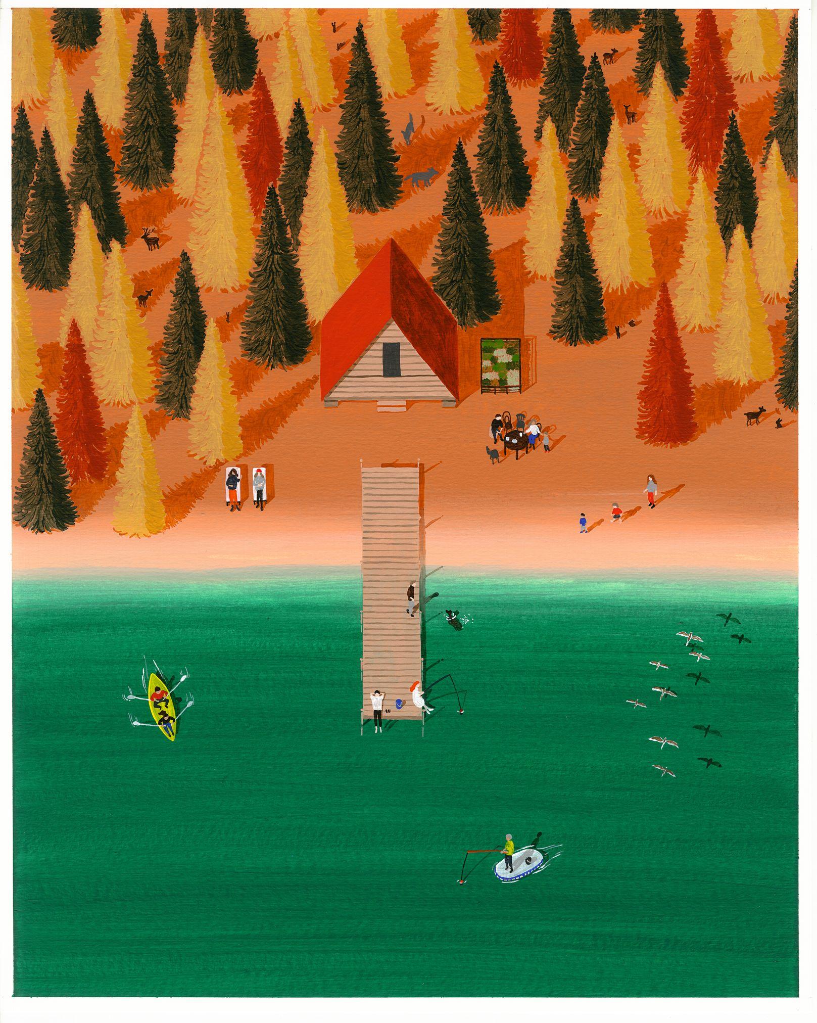 garance-illustration-yukiko-noritake-The-Brothers-Forest5
