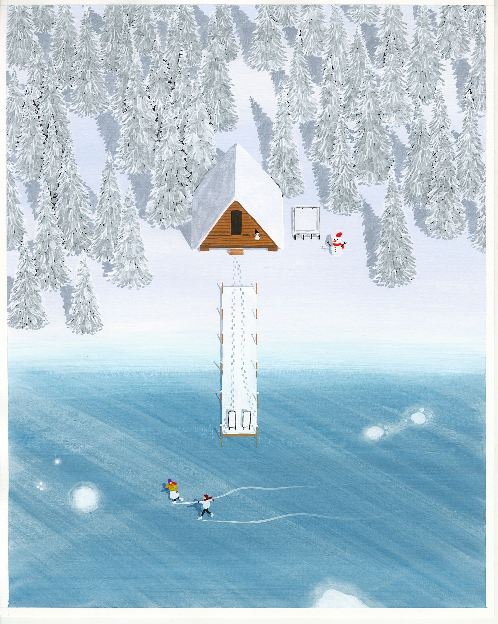 garance-illustration-yukiko-noritake-The-Brothers-Forest9