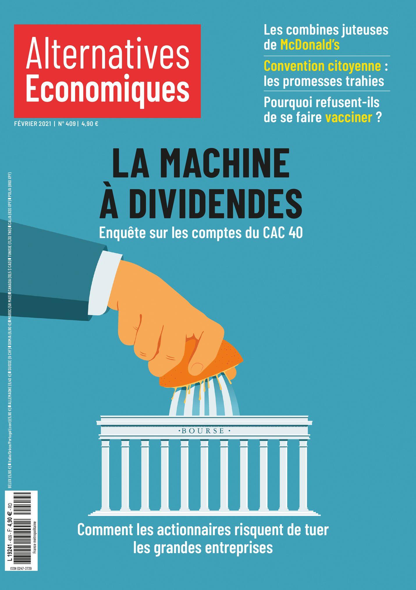 garance-illustration-Alternatives-economiques-Cac-40-the-dividend-machine_web