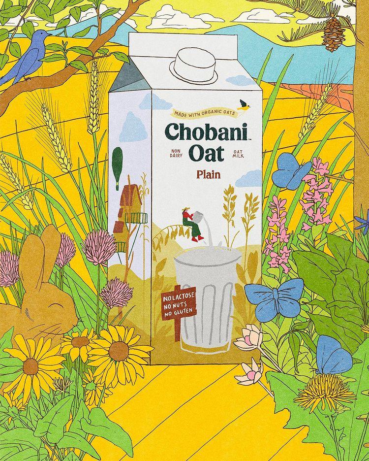 Garance-Illustration-Emma-Roulette-Chobani-Oat