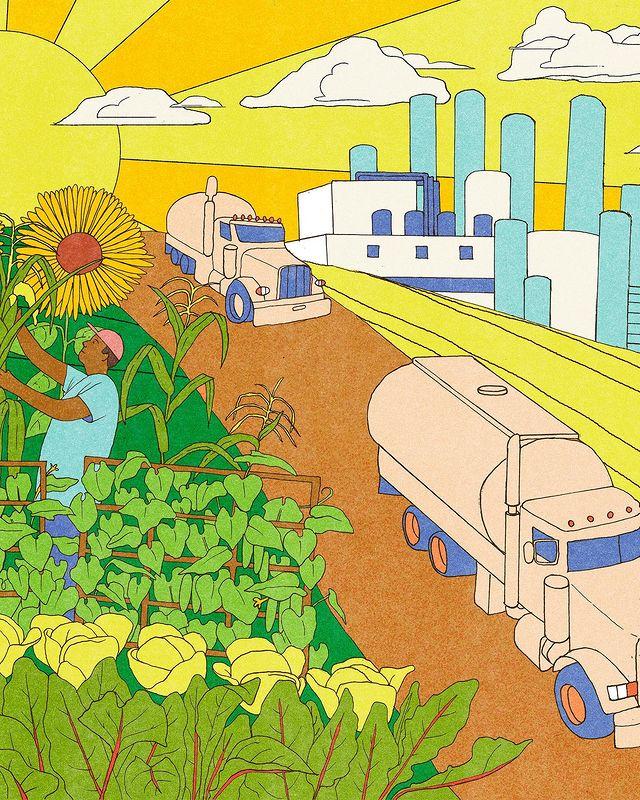Garance-Illustration-Emma-Roulette-Chobani-Trucks