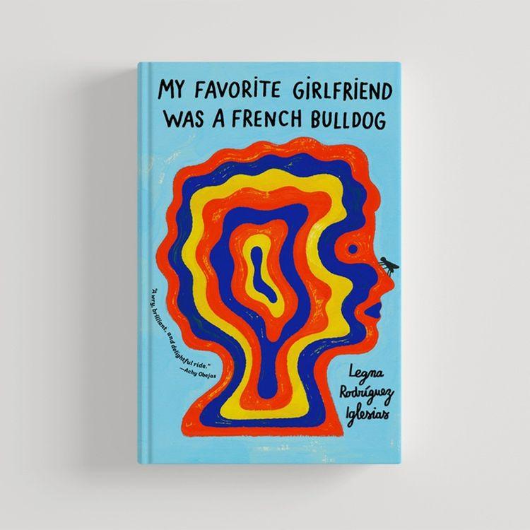 Garance-Illustration-Laurent-Moreau-Book-Cover-My-favorite-girlfriend-was-a-French-bulldog