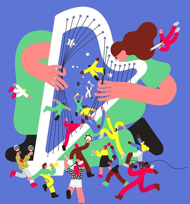 Garance-Illustration-Séverine-Assous-Les-Echos