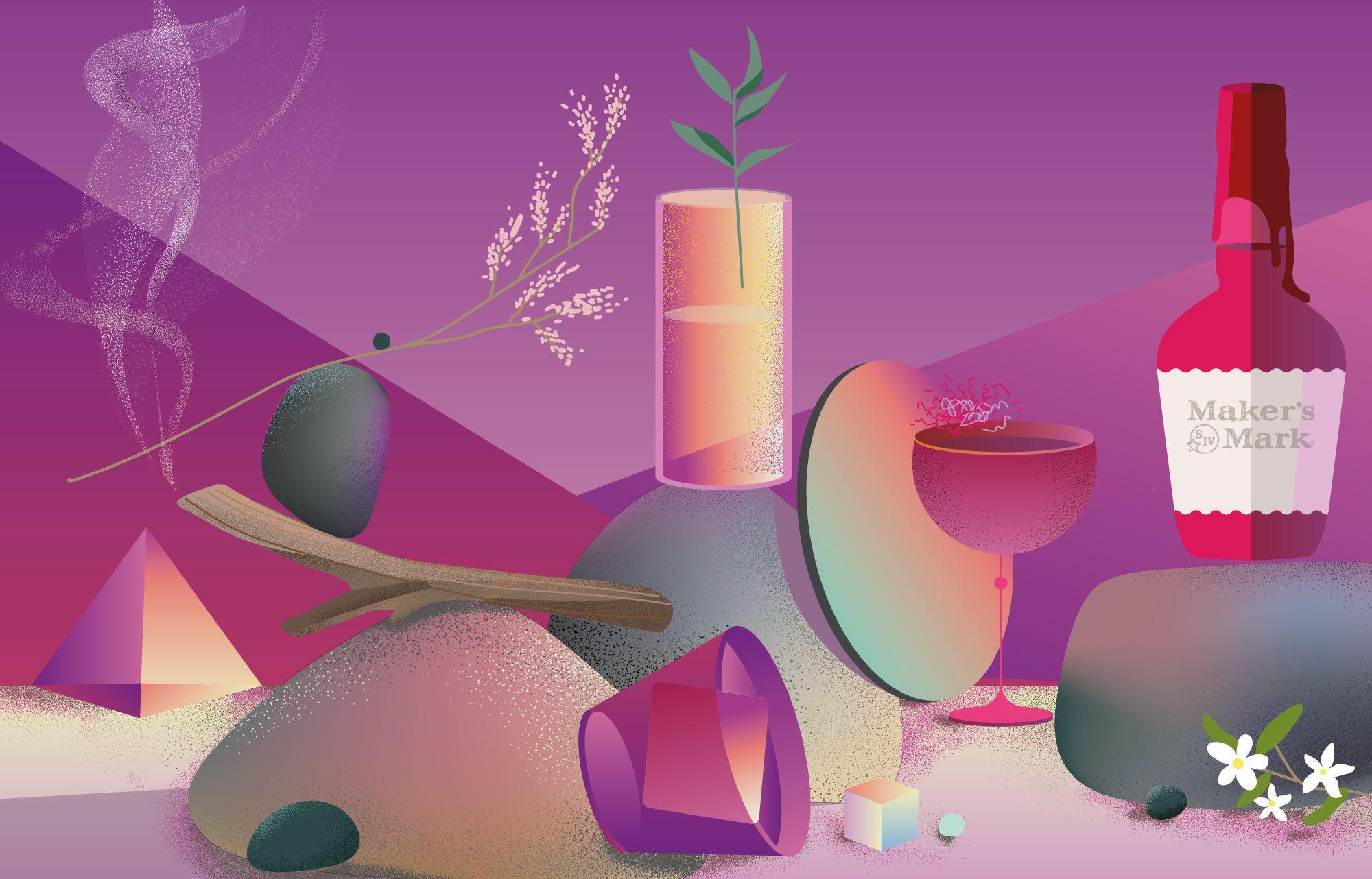 garance-illustration-Irina-Kruglova-MakersMark-poster-spring