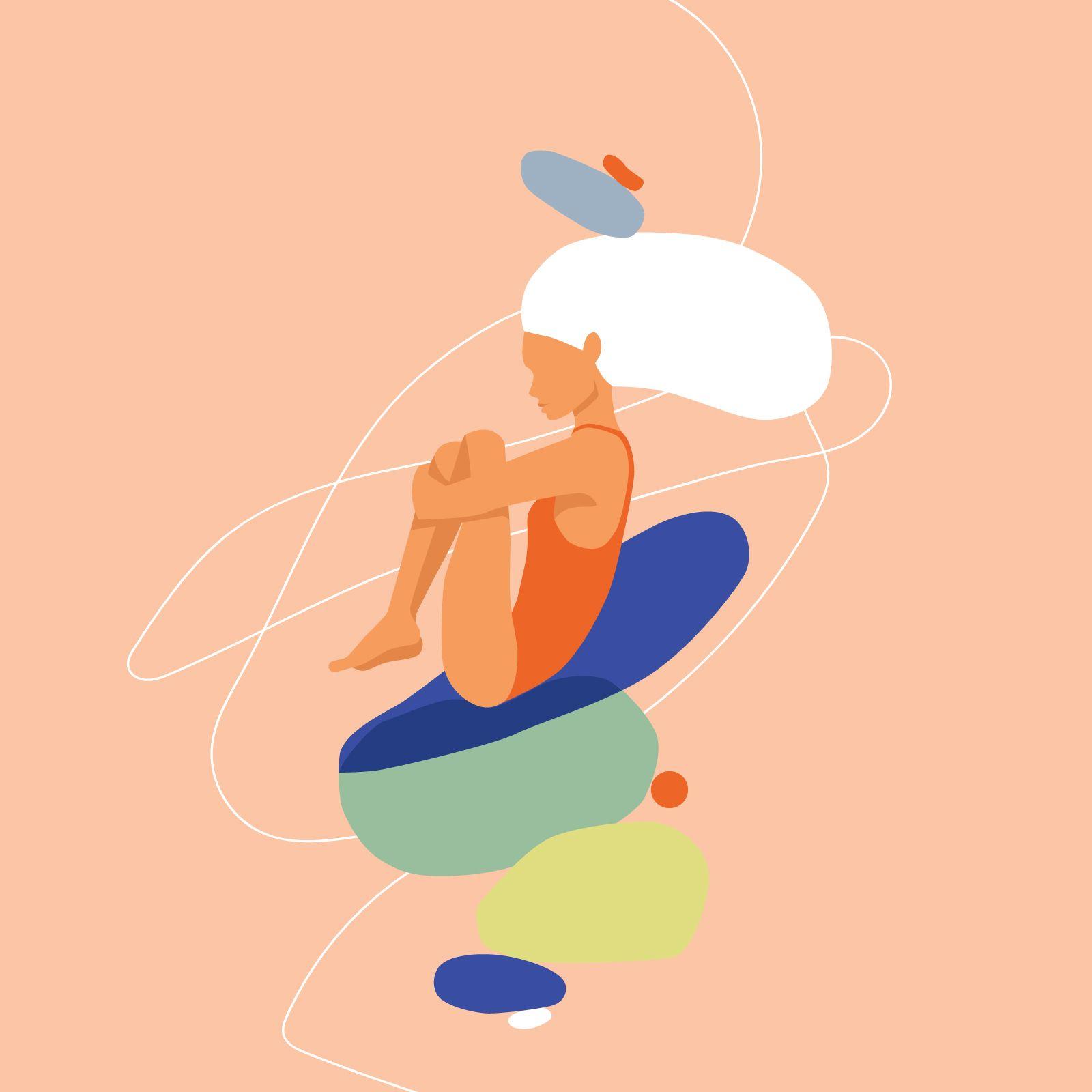 garance-illustration-Irina-Kruglova-Meditative