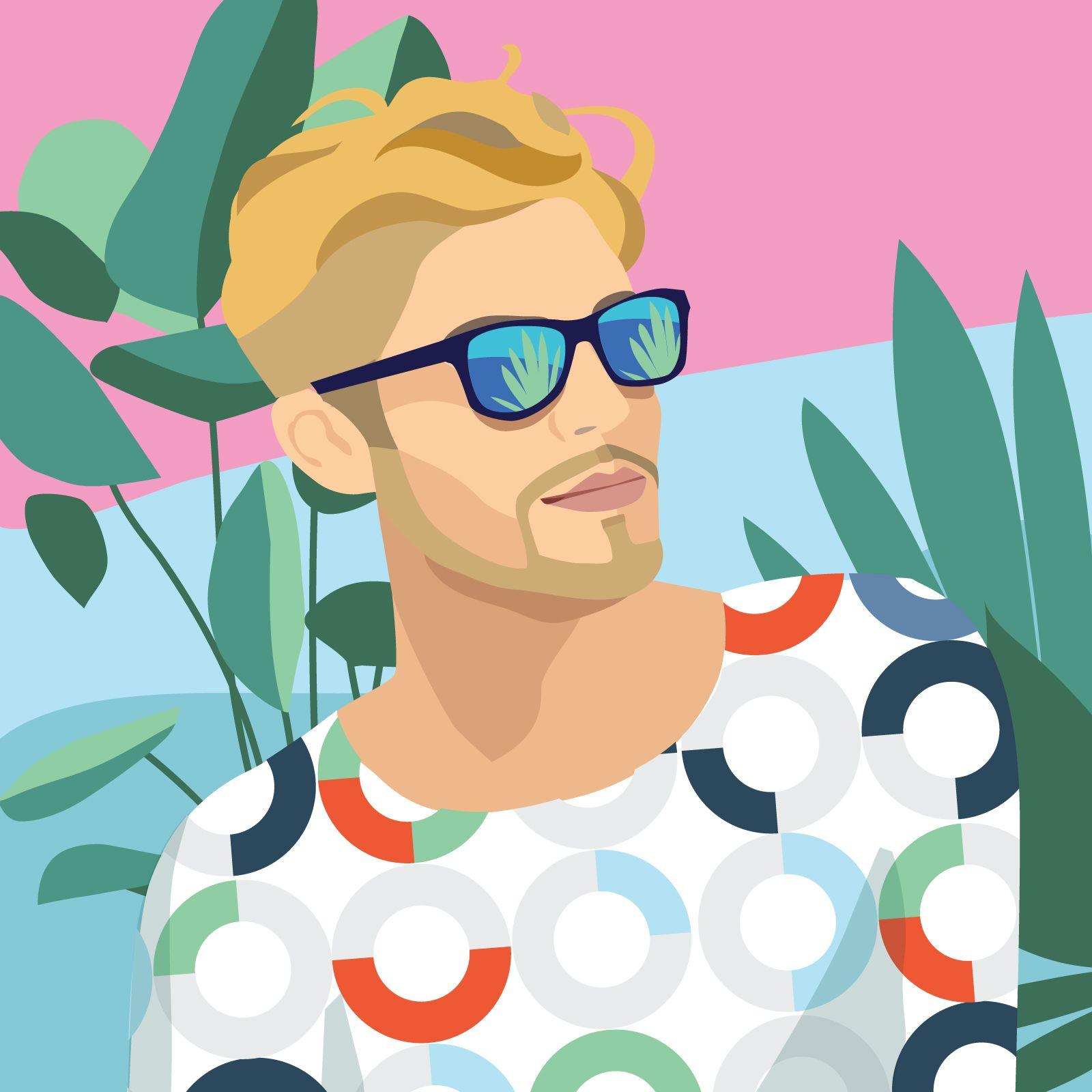 garance-illustration-Irina-Kruglova-Procter-Gambles-wave_of_sunshine